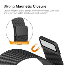 Load image into Gallery viewer, Linxure 38mm Milanese Apple Watch Replacement Strap | Monthly Madness