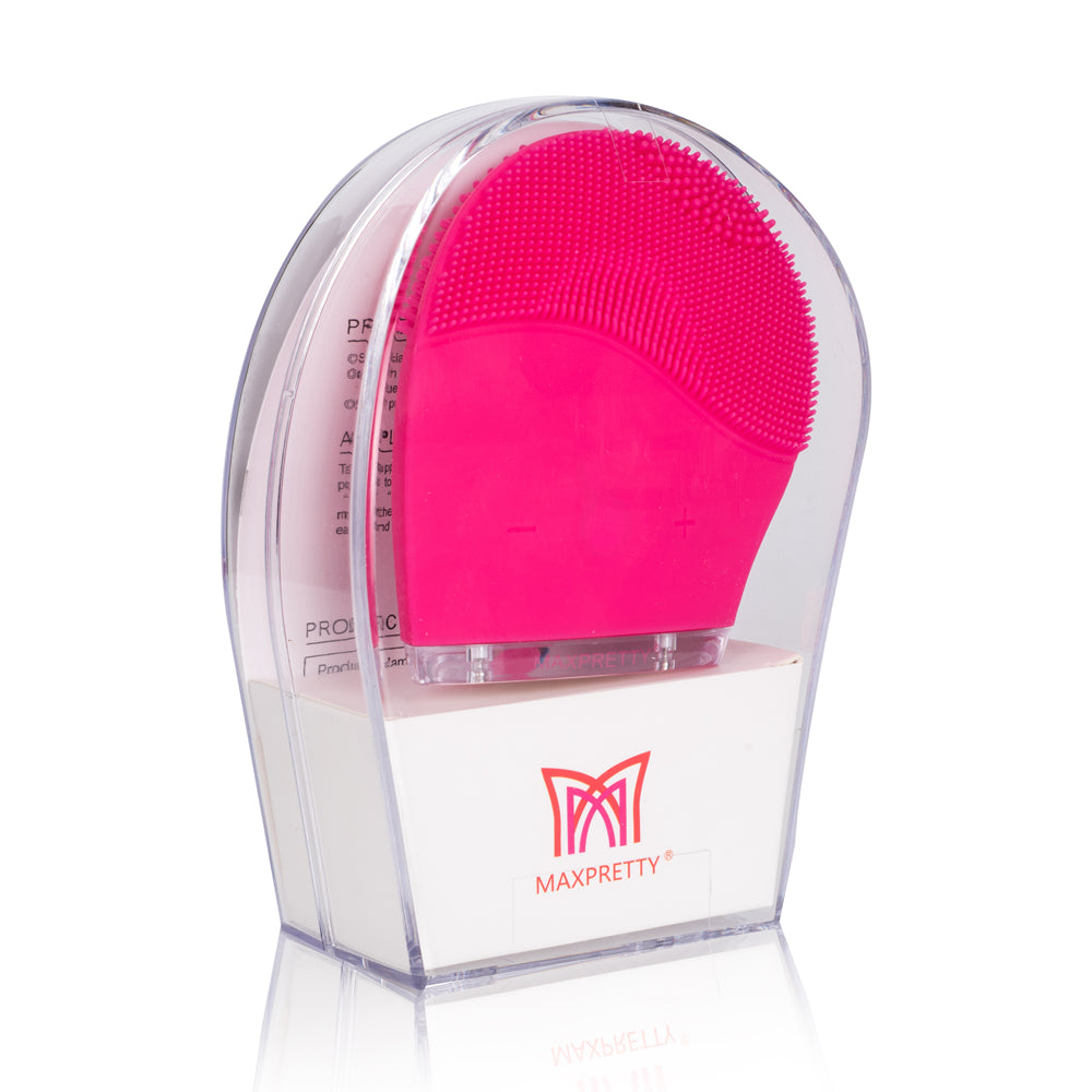 Maxpretty Silicone Vibrating Facial Massager | Monthly Madness
