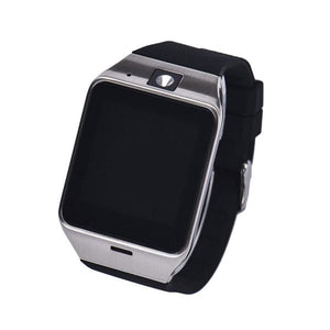 GV18 Bluetooth Android Smart Watch - Silver | Monthly Madness