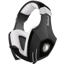 Load image into Gallery viewer, SADES A60 Gaming Headphones with Microphone for PC & MAC - Black | Monthly Madness