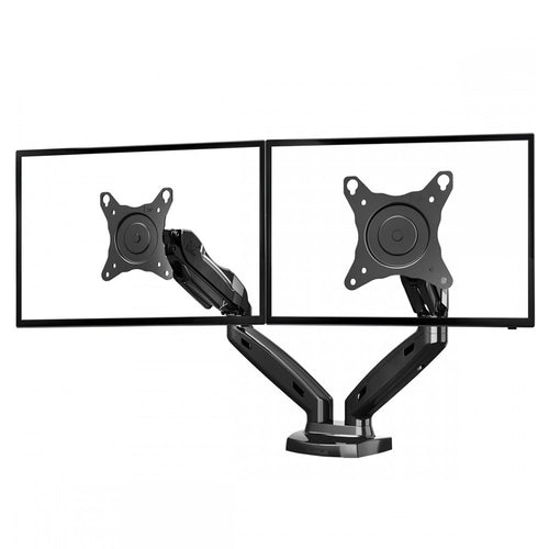 NB North Bayou Dual Arm Adjustable Monitor Desk Mount Stand | Monthly Madness