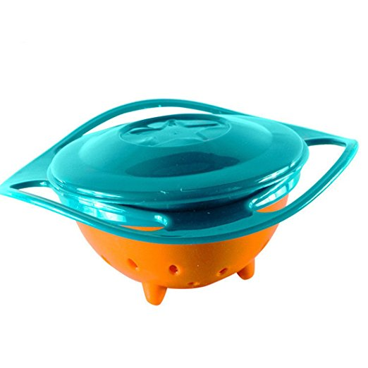 Non Spill Toddler Gyro Bowl | Monthly Madness
