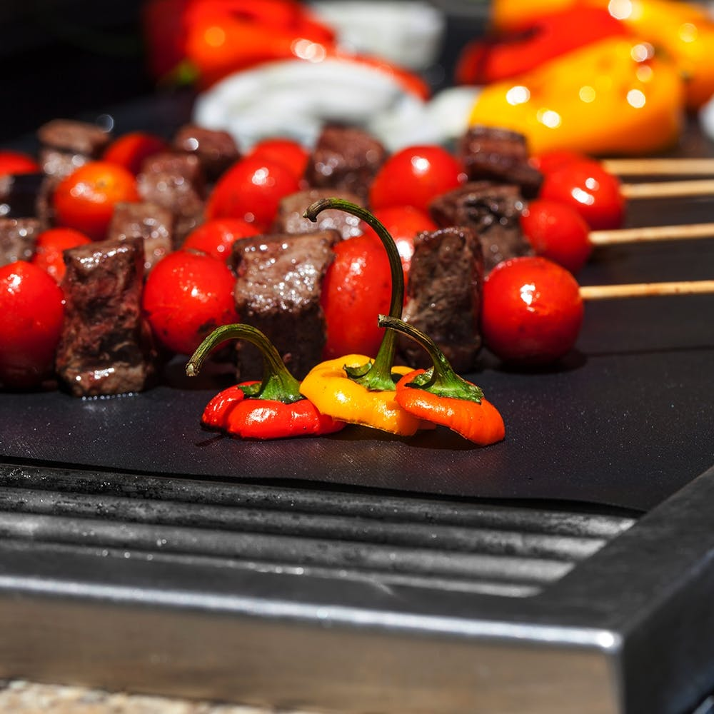 Sizzle Mats BBQ Braai Grill Mat - Set of 5 | Monthly Madness