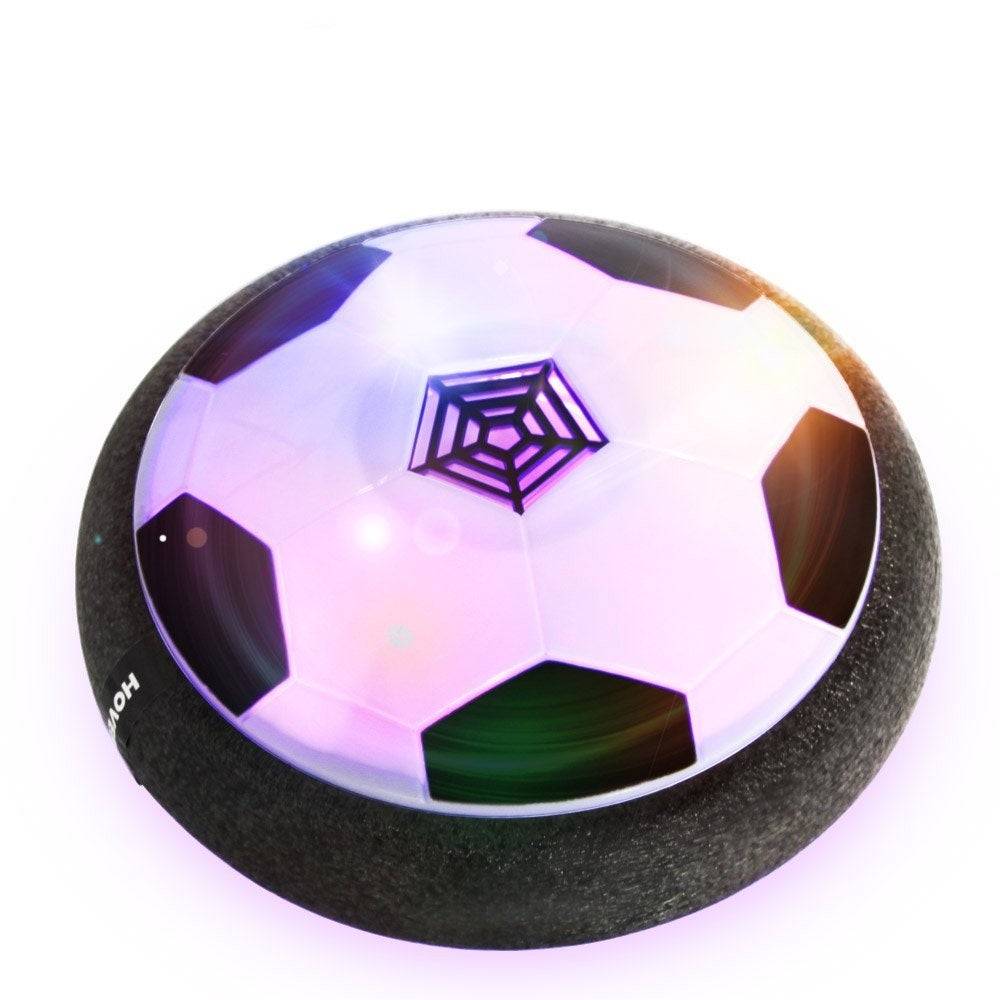 Kids Soccer Floating Hover Ball Toy with LED Lights | Monthly Madness