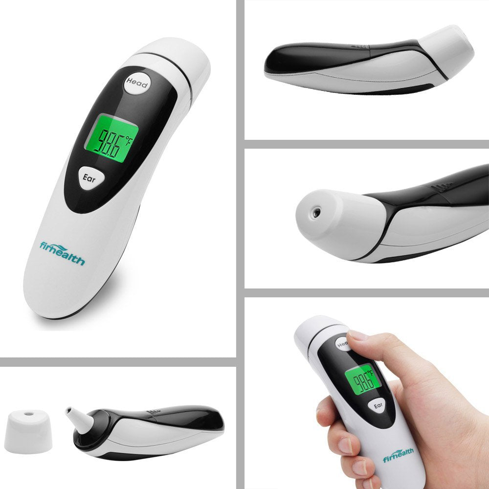 Firhealth Infrared Forehead & Ear Thermometer | Monthly Madness