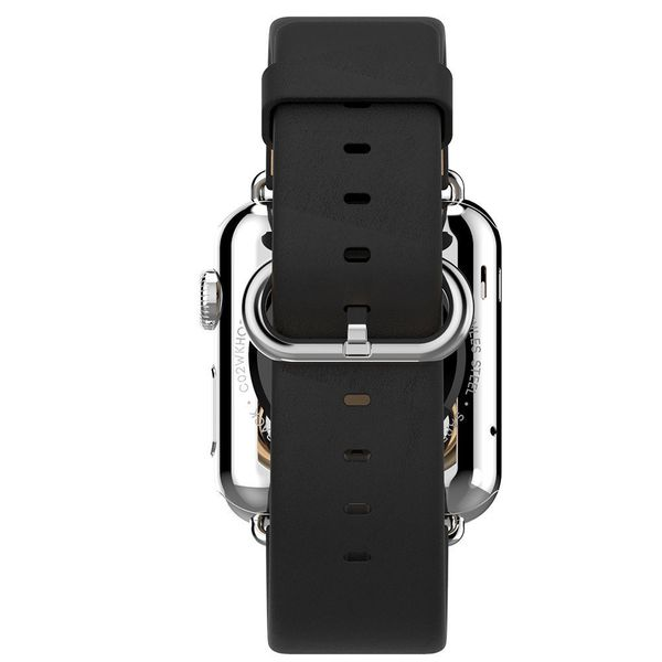 Hoco Apple Watch 42mm Genuine Leather Band Strap - Brown | Monthly Madness