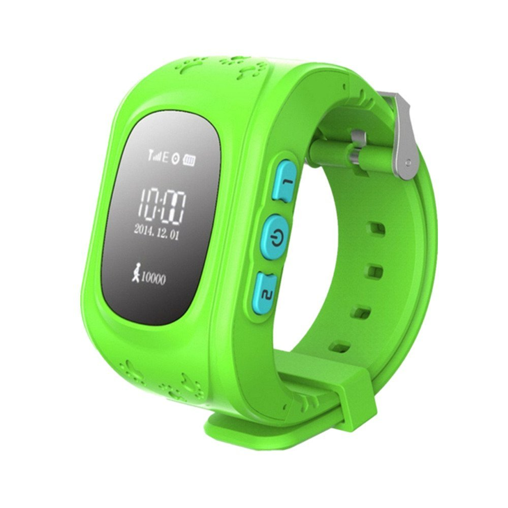 OLED M01 Kids GPS Bluetooth Smart Watch | Monthly Madness