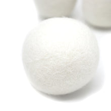 Load image into Gallery viewer, WoolEaze 6 XL Wool Dryer Fabric Softener Balls | Monthly Madness