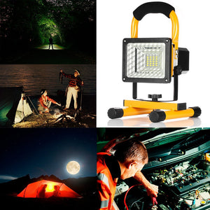 Lumina Rechargable 15W Flood Light | Monthly Madness