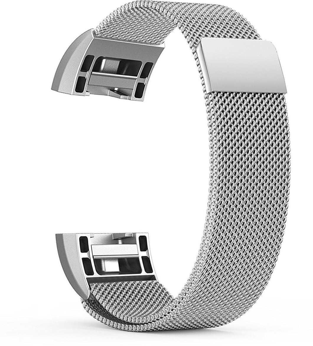Linxure Milanese Strap for the Fitbit Charge 2 - Large | Monthly Madness