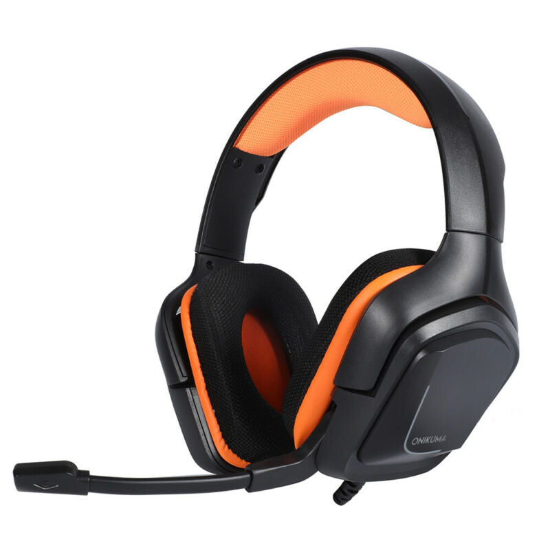 Onikuma K20 Stereo Gaming Headset Over-Ear Headphones With Microphone | Monthly Madness