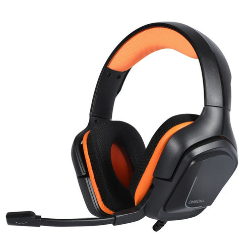 Onikuma K20 Stereo Gaming Headset Over-Ear Headphones With Microphone