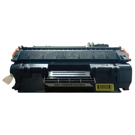 HP 505A / 280A Compatible Printer Toner Cartridge | Monthly Madness