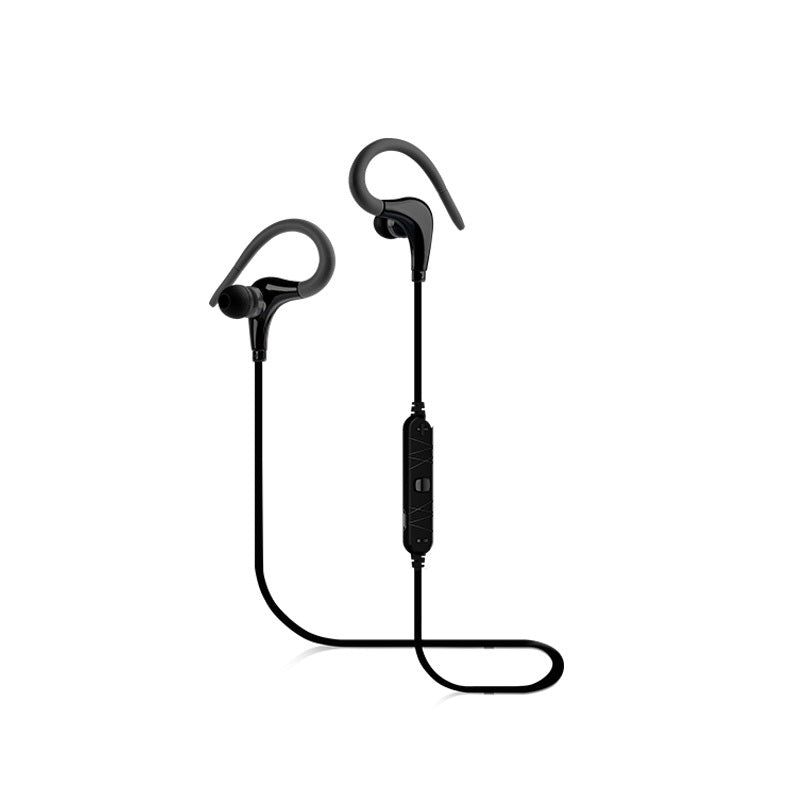 Awei A890BL Wireless Bluetooth Sports Earphones - Black | Monthly Madness