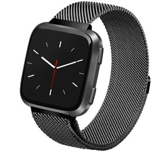 Load image into Gallery viewer, Linxure Milanese Replacement Fitbit Versa Strap - Large | Monthly Madness