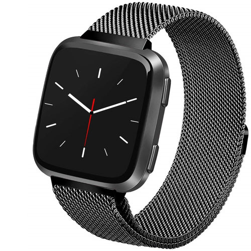 Linxure Milanese Replacement Fitbit Versa Strap - Large