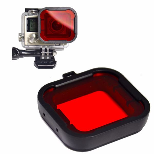 CRX GoPro Underwater Diving Red Lens Filter | Monthly Madness