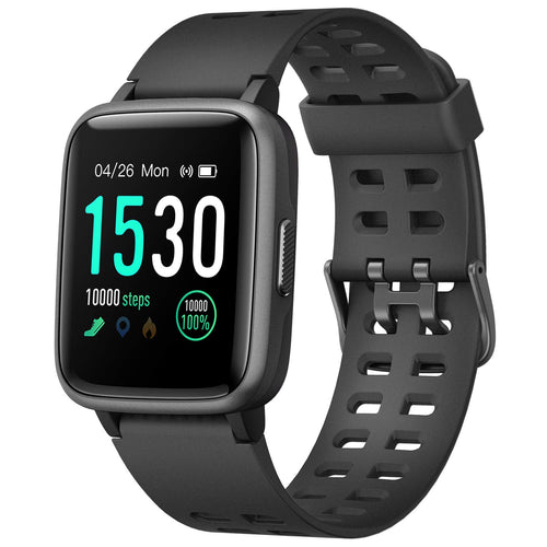 Ntech Veryfit ID205 Fitness Tracker Smart Watch With Heartrate Monitor