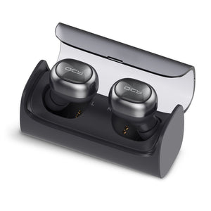 QCY Q29 True Wireless Stereo Bluetooth Earphones - Black | Monthly Madness