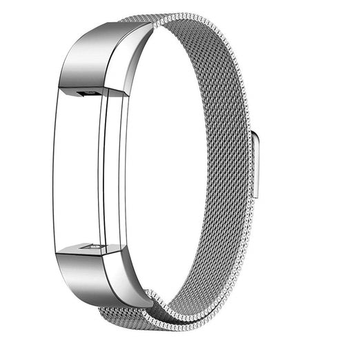 Linxure Milanese Replacement Strap for the Fitbit Alta - Large