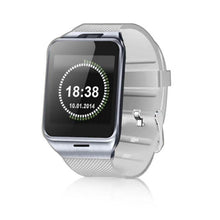 Load image into Gallery viewer, GV18 Bluetooth Android Smart Watch - Silver | Monthly Madness