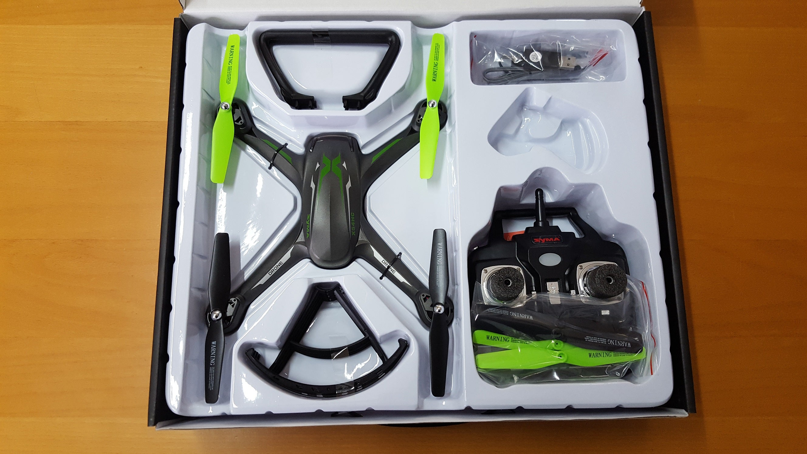 Syma X5HW Quadcopter Drone with HD Camera | Monthly Madness