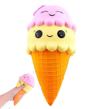 Load image into Gallery viewer, Gigglebread Jumbo Squishy - Double Ice Cream | Monthly Madness