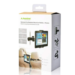 Avantree Tablet Car Headrest Holder | Monthly Madness