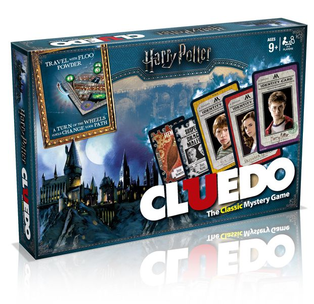 Cluedo Harry Potter | Monthly Madness