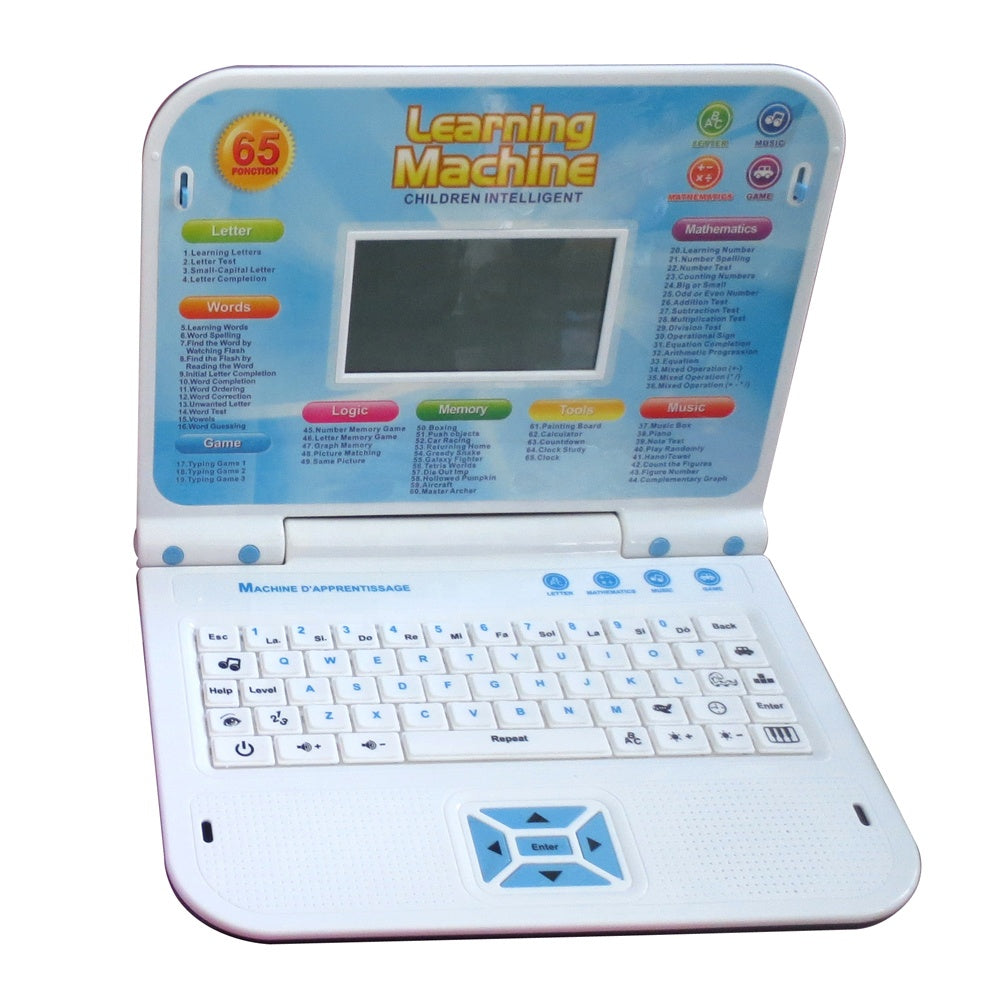 Kids Educational Laptop with Mouse | Monthly Madness
