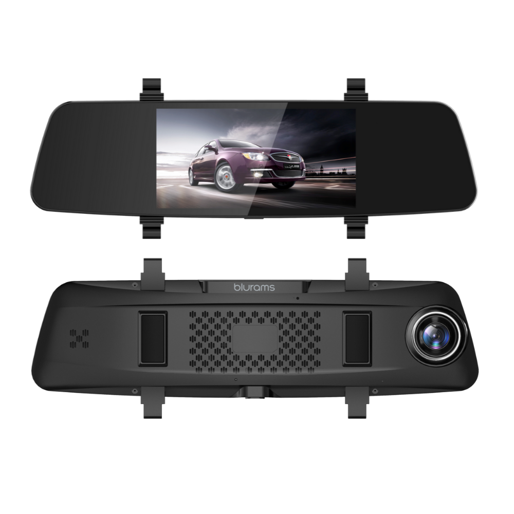 Blurams V20 Smart Mirror Dash Camera | Monthly Madness