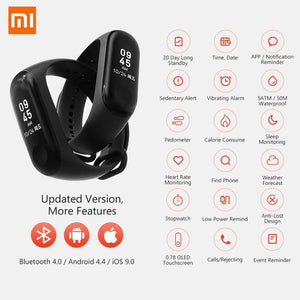 Xiaomi Mi Band 3 Fitness Tracker | Monthly Madness