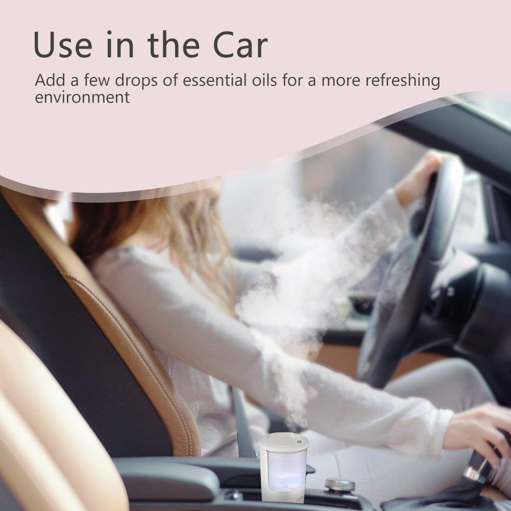 Avantek Car Essential Oil Diffuser with Micro USB Port | Monthly Madness