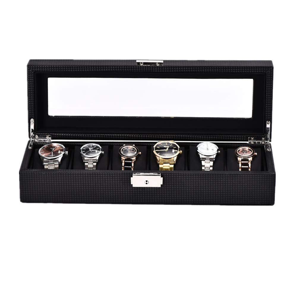Triton Luxury 6 Slot Luxury Watch Organisers | Monthly Madness