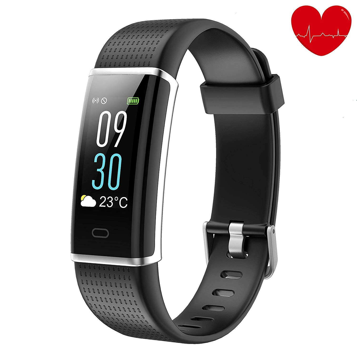 Ntech Veryfit ID130 Fitness Tracker with Heartrate Monitor | Monthly Madness