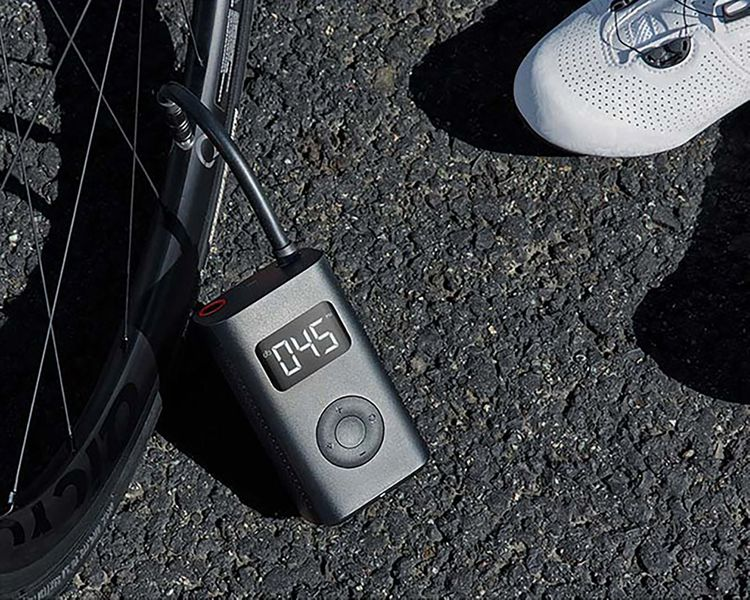 Mijia Portable Digital Tyre Pressure Detection Electric Inflator Pump | Monthly Madness