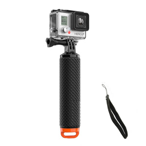 CRX Floating Handle Bobber Pole for Gopro Action Camera - Orange | Monthly Madness
