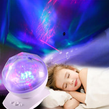 Load image into Gallery viewer, ComfyKids Diamond Night Light Projector | Monthly Madness