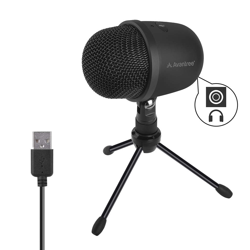 Avantree CF3001 USB Microphone | Monthly Madness