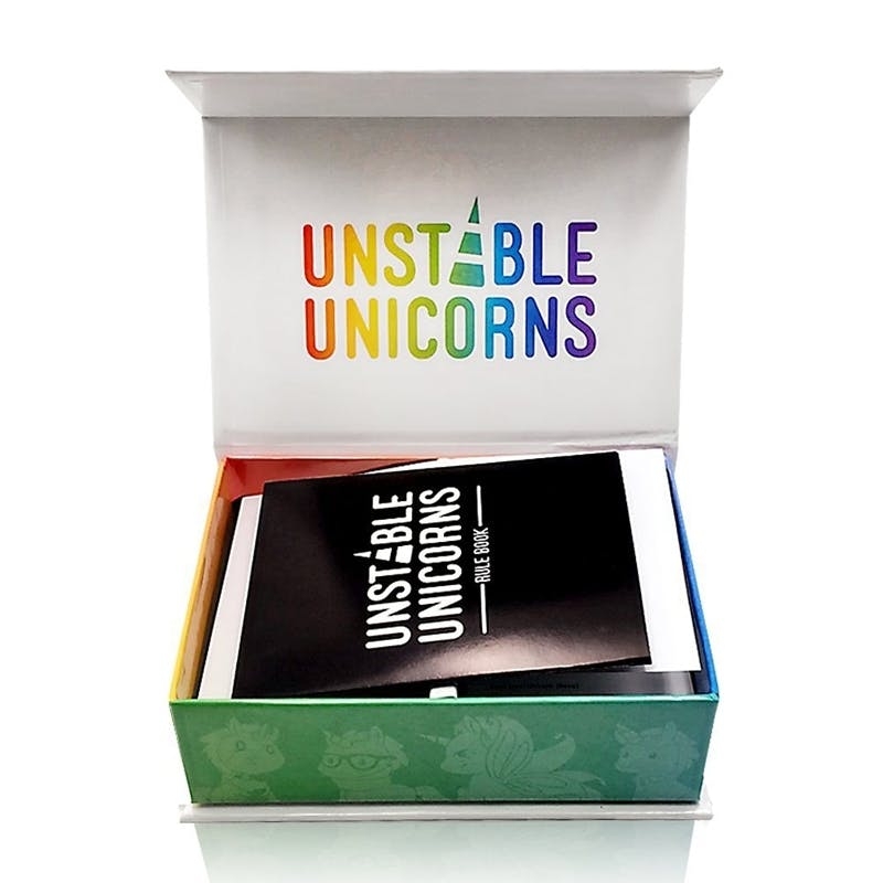 Unstable Unicorns Card Game - Base | Monthly Madness