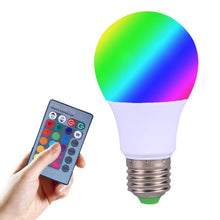 Load image into Gallery viewer, LED Colour Change RGB Light Bulb and Remote Control | Monthly Madness
