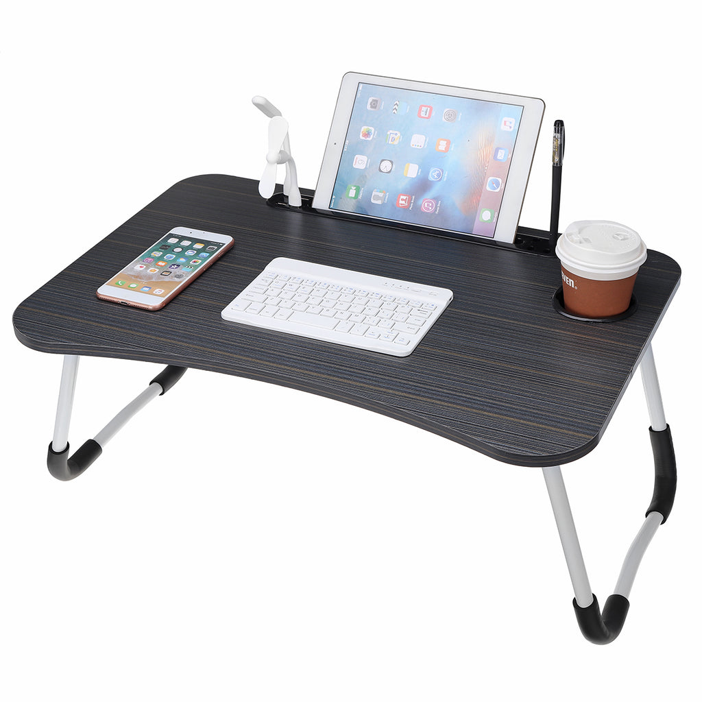 Maisonware Foldable Laptop Stand with 4 USB Ports