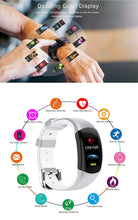 Load image into Gallery viewer, Lemfo LT02 Fitness Tracker with Heartrate Monitor | Monthly Madness