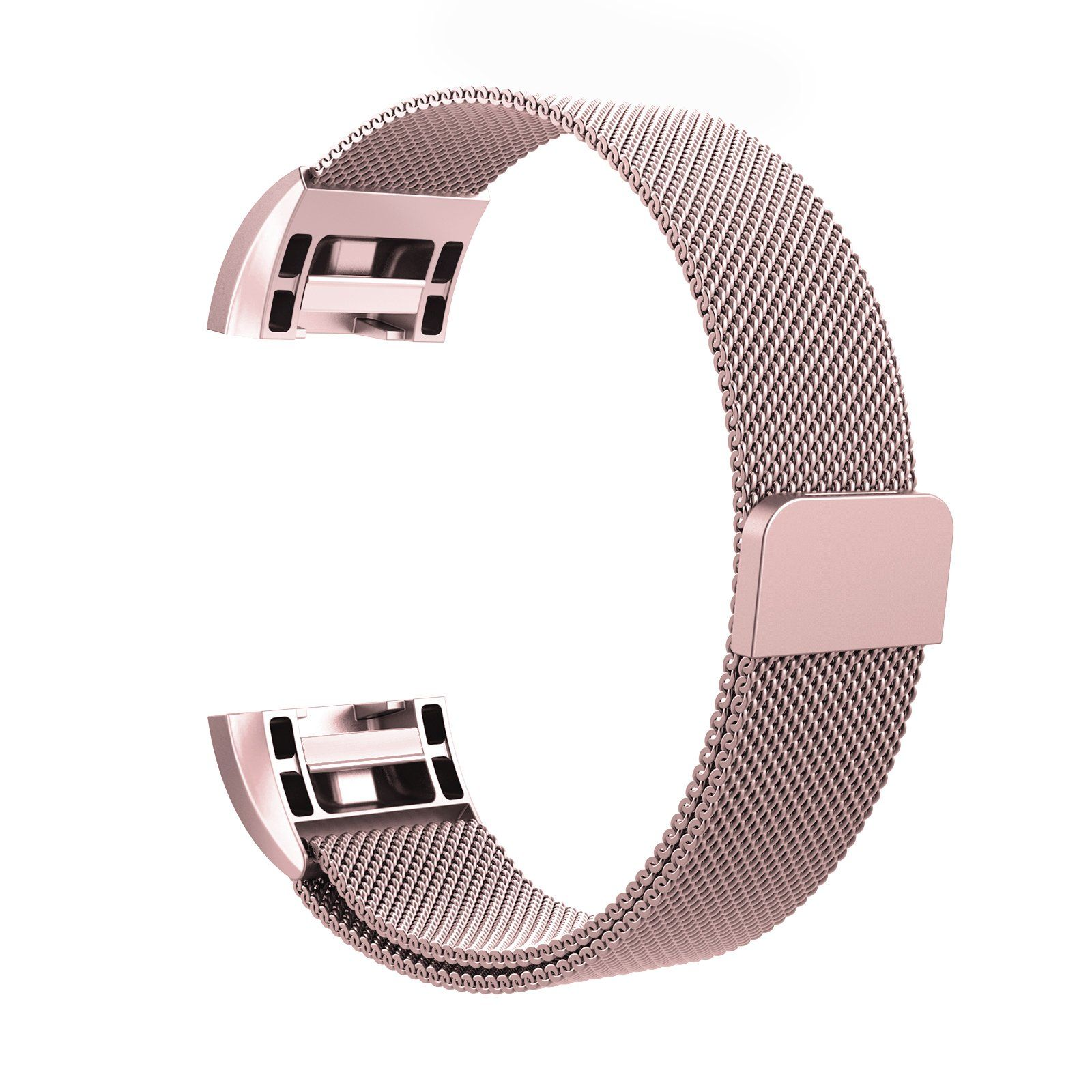 Linxure Milanese Replacement  Strap for the Fitbit Charge 2 - Large | Monthly Madness