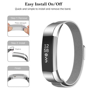 Linxure Milanese Strap for the Fitbit Alta - Small | Monthly Madness