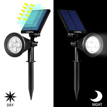 Load image into Gallery viewer, LUMINA Garden Solar Spotlight | Monthly Madness