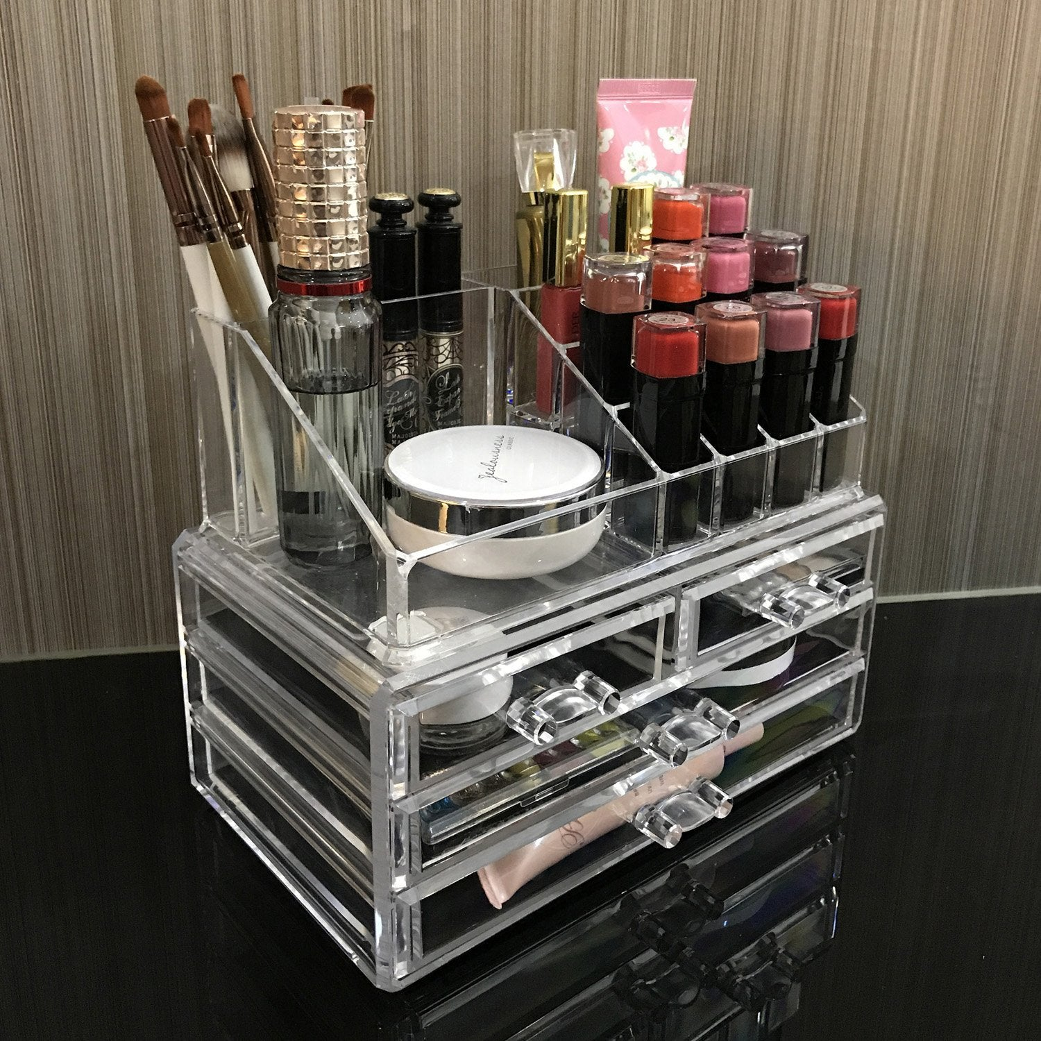 ABC Makeup Cosmetic Organiser | Monthly Madness