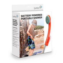 Load image into Gallery viewer, Ivation Portable Rechargeable Battery Powered Shower | Monthly Madness