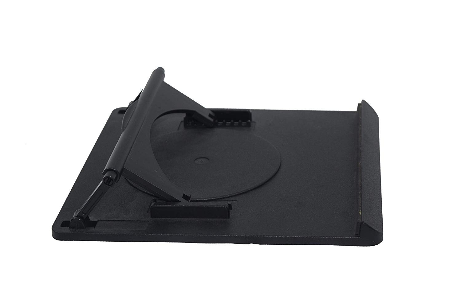 Adjustable Black Swivel Laptop Desk Stand | Monthly Madness