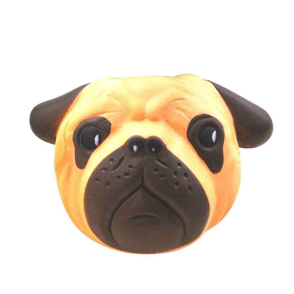Gigglebread Jumbo Squishy - Pug | Monthly Madness